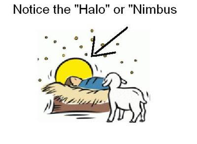 HALO NIMBUS SUN WORSHIP BABY