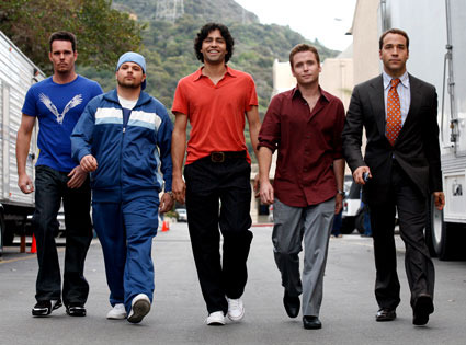 "Men Relate to ""Entourage"""